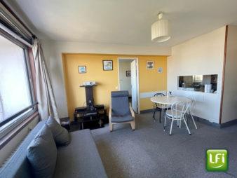 Appartement Rennes Centre-ville 2 pièces d'une surface de 40.58 m2 – Cave et stationnement