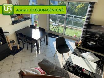 Appartement Cesson-Sévigné 3 pièces