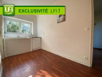 Appartement T1 bis à vendre à Bréal sous Montfort – 27,90 m² – 15 min de Rennes
