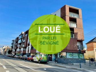 Appartement T3 à louer, Boulevard de Metz
