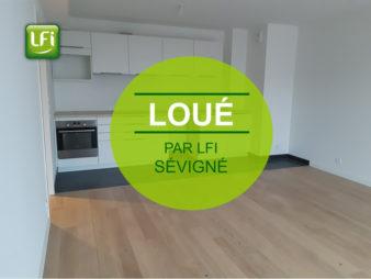 Appartement Rennes 3 pièce(s) 62.40 m2