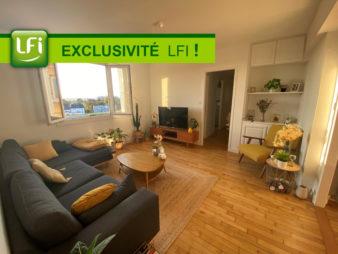 Appartement 3 pièces 62.18 m2