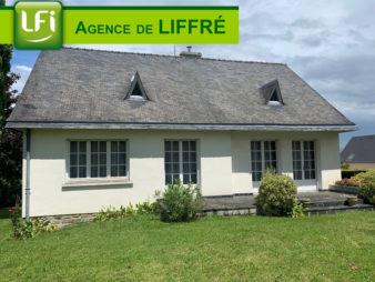 Maison La Bouëxière 4 pièce(s)