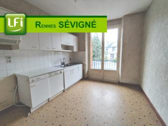 Appartement Jeanne d'Arc 3 pièces 82.66 m2