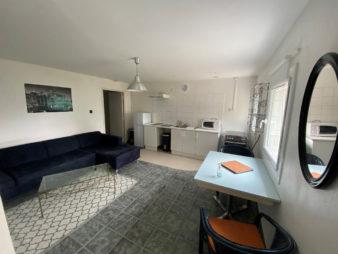 Appartement T3 Montgermont Meublé