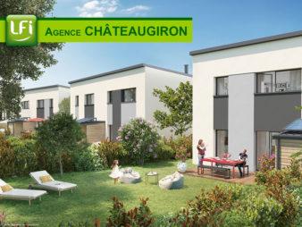 Maison à vendre – A 25 min de Rennes