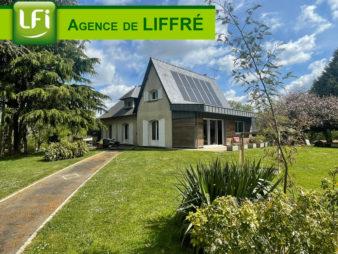 Achat Maison Liffre 9 pièce(s) 242.40 m2