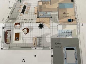 Maison Corps Nuds 6 pièce(s) 116.81 m2