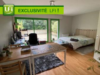 Appartement T1 à vendre, Rennes Beaulieu