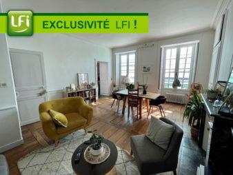 EXCLUSIVITE AGENCE ! Appartement Rennes Centre-Ville, Place Saint Germain, 2 pièces 59.28 m2