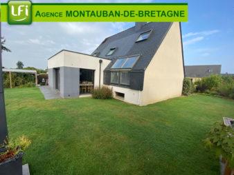 Maison à vendre Montauban De Bretagne 5 pièces