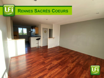 Appartement Rennes 3 pièce(s) 57.90 m2