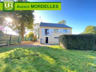 Maison à vendre à Bréal-Sous-Montfort – 5 pièces – 105 m2 – 15 min de Rennes