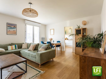 Appartement de type 5, Rennes Longs-Champs
