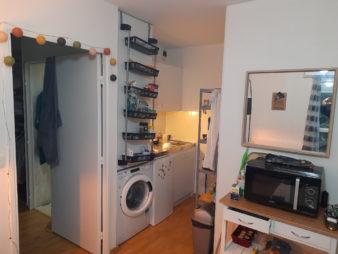 Appartement Saint Gregoire 2 pièce(s)