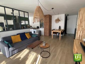 Appartement T3 à vendre, Rennes Bellangerais